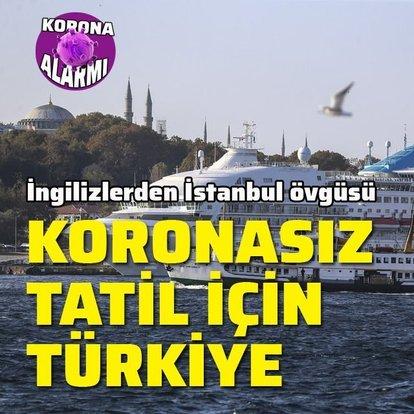 Koronavirüs'e karşı Türkiye önerisi
