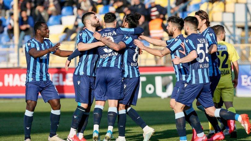 Adana Demirspor Süper Lig yolunda kritik virajda!