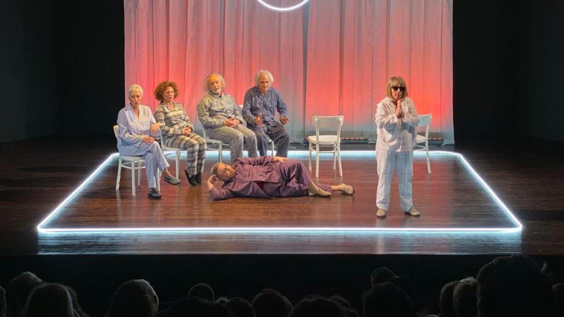 'Kel Şarkıcı' Kadir Has Sahnesi'nde