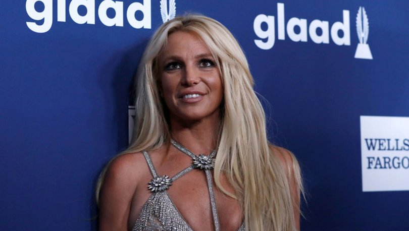 Britney Spears ayağını kırdı! İşte o anlar... - Magazin haberleri