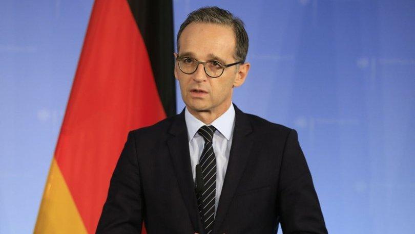Almanya, Rusya ve Esed rejimine İdlib çağrısını yineledi