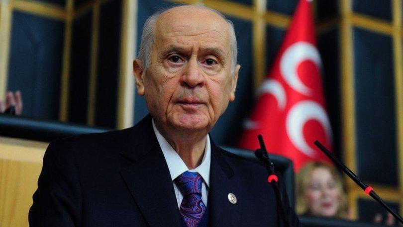 MHP lideri Devlet Bahçeli'den SON DAKİKA İdlib ve Libya mesajı!