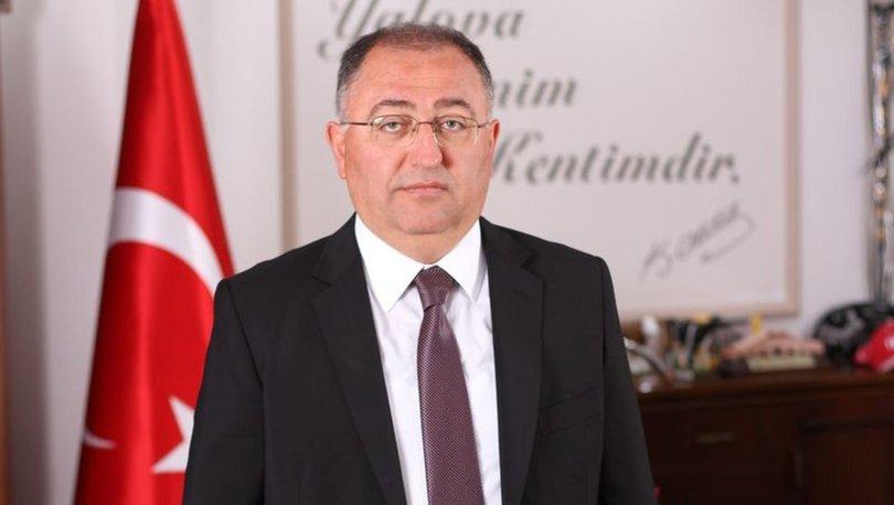 SON DAKİKA! Yalova Belediye Başkanı Vefa Salman ve yardımcısı Halit Güleç görevden uzaklaştırıldı