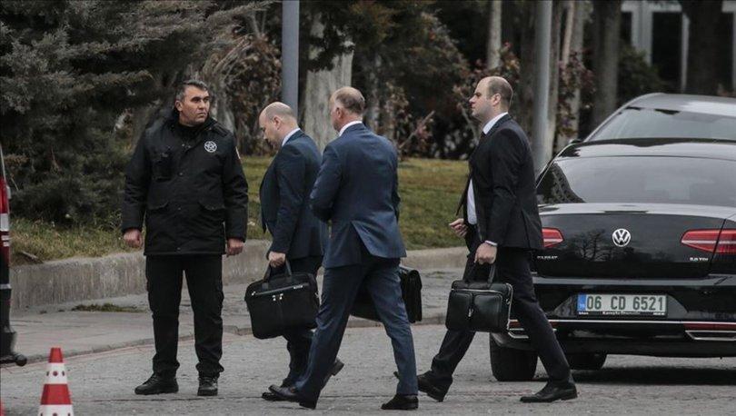 SON DAKİKA: Türk-Rus heyetlerinin görüşmeleri sona erdi