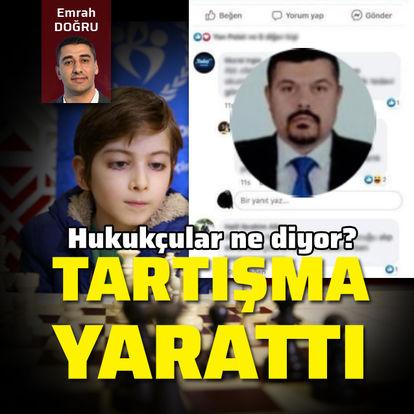 Erkan Naldemirci ile ilgili karar tartışma yarattı