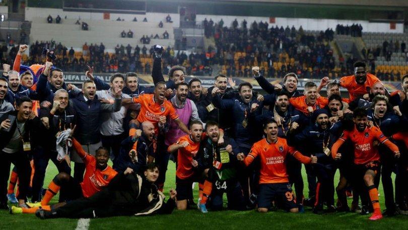 Başakşehir'den tarihi başarı