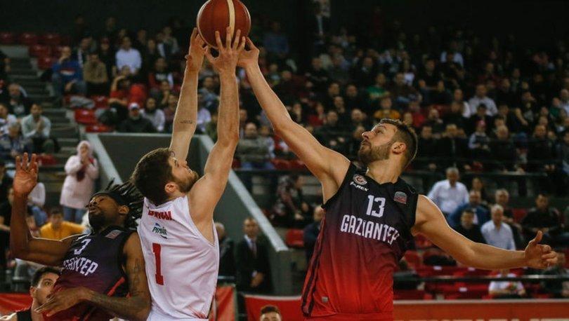 Pınar Karşıyaka: 82 - Gaziantep Basketbol: 72   MAÇ SONUCU