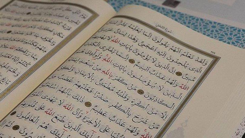 Fetih suresi Arapça ve Türkçe okunuşu nedir?