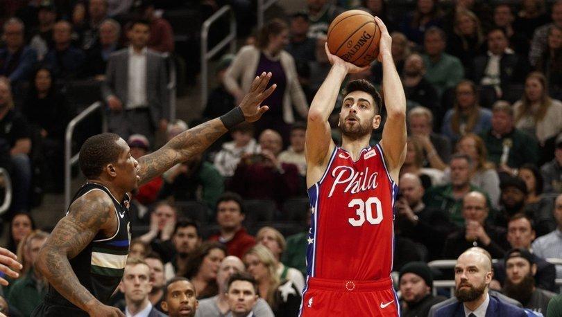 Philadelphia 76ers: 115 - New York Knicks: 106 | MAÇ SONUCU