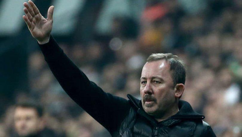 Sergen Yalçın kararını verdi! İşte Alanyaspor - Beşiktaş muhtemel 11'ler