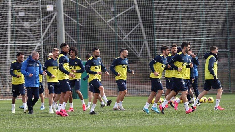 Fenerbahçe hazırlıklarını tamamladı