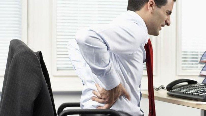 Bel ağrısı neden olur?