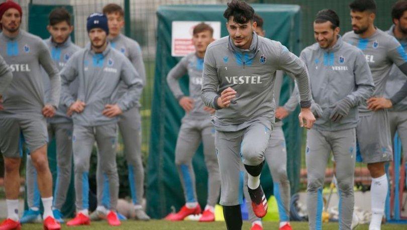 Trabzonspor, Çaykur Rizespor maçının hazırlıklarını tamamlandı