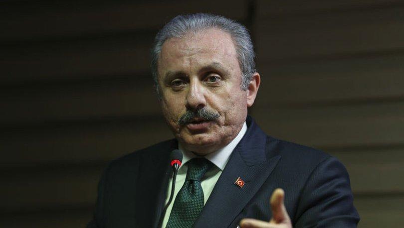 TBMM Başkanı Mustafa Şentop: TBMM Salı günü olağan toplanacak - HABERLER