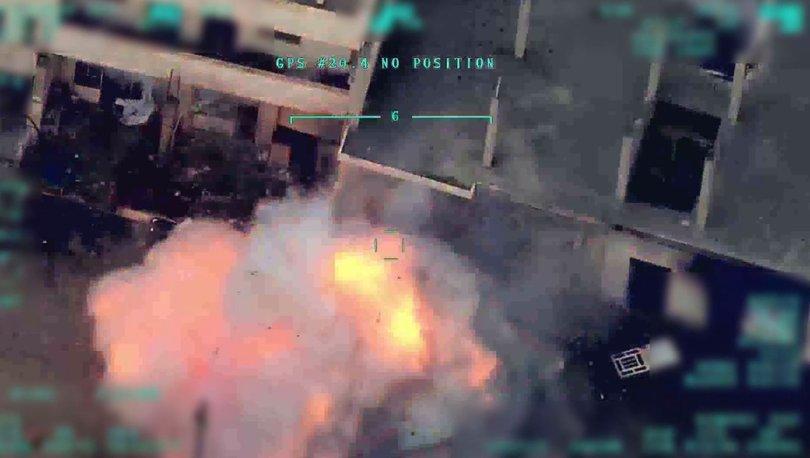 Son dakika haberi! TSK, İdlib'de Rejim unsurlarını böyle vurdu