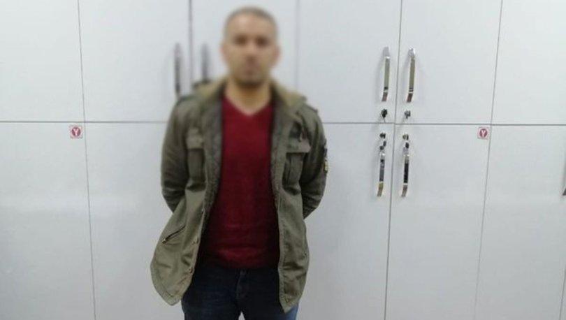 Firari suç makinesi İzmir'de yakalandı
