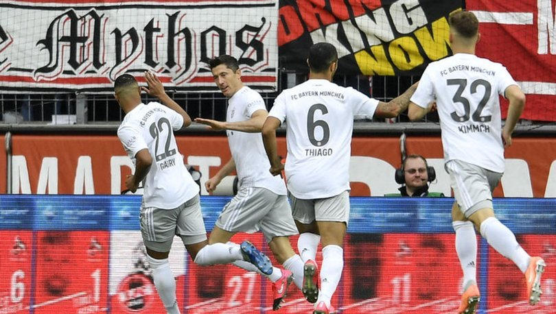 Bayern Münih'ten koronavirüs tedbiri
