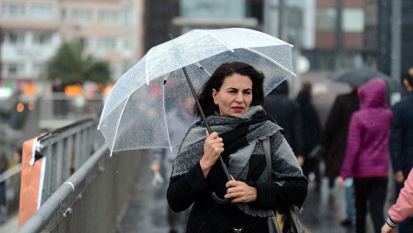 DONACAĞIZ! Meteoroloji'den son dakika kuvvetli yağış ve çığ uyarısı! 29 Şubat hava durumu