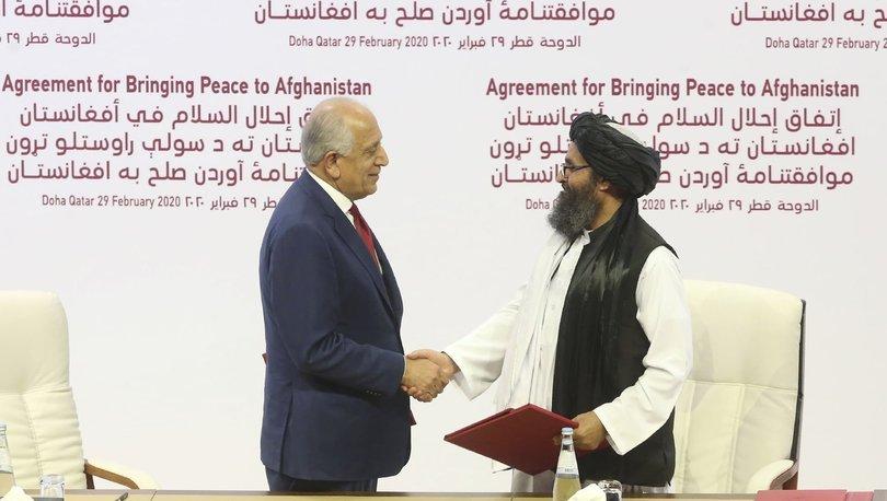 Katar'da tarihi gün: Taliban ve ABD barış anlaşması imzaladı!