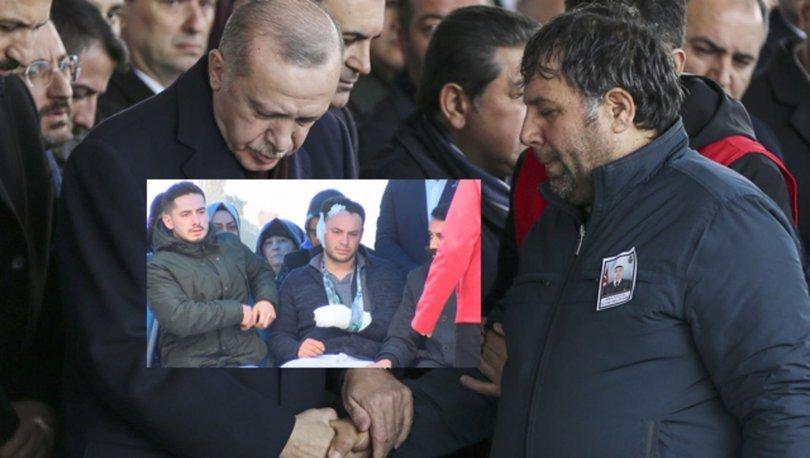 Son dakika haberler! İdlib şehidinin cenazesine damga vuran anlar! Silah arkadaşı ve Erdoğan...