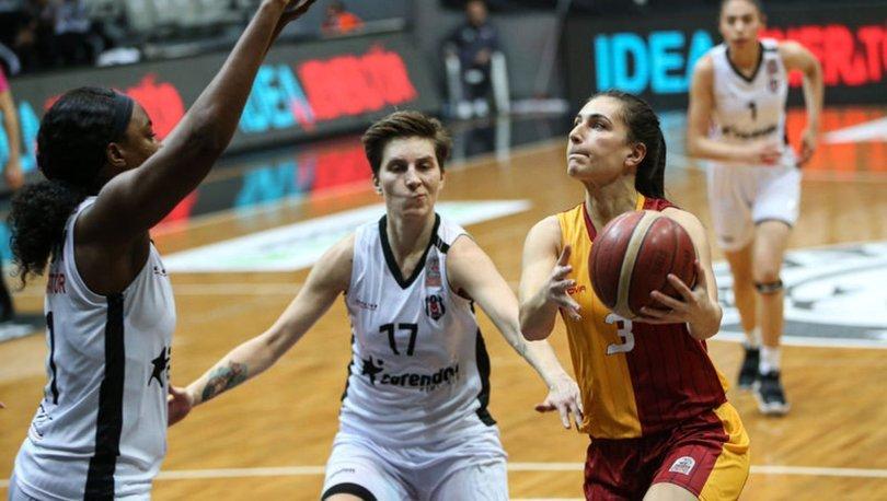 Beşiktaş TRC İnşaat: 67 - Galatasaray: 92 | MAÇ SONUCU