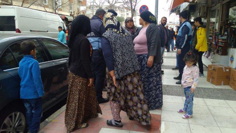 Tırnakçılık' yöntemiyle dolandırıcılık yapmaya çalışan 3 kadın gözaltında
