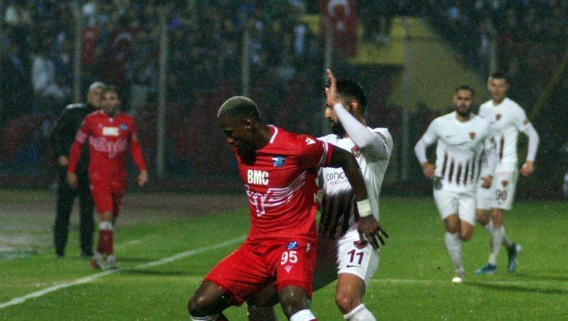 Adana Demirspor: 1 - Hatayspor: 1 | MAÇ SONUCU