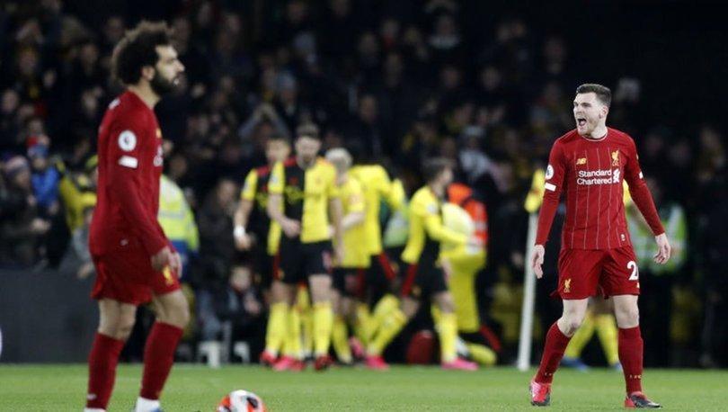 Watford: 3 - Liverpool: 0 | MAÇ SONUCU