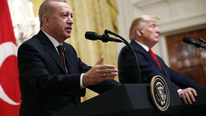Son dakika haberler... Trump'tan Türkiye'ye