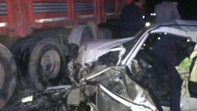 Muğla'da trafik kazası! 2'si ağır 4 yaralı