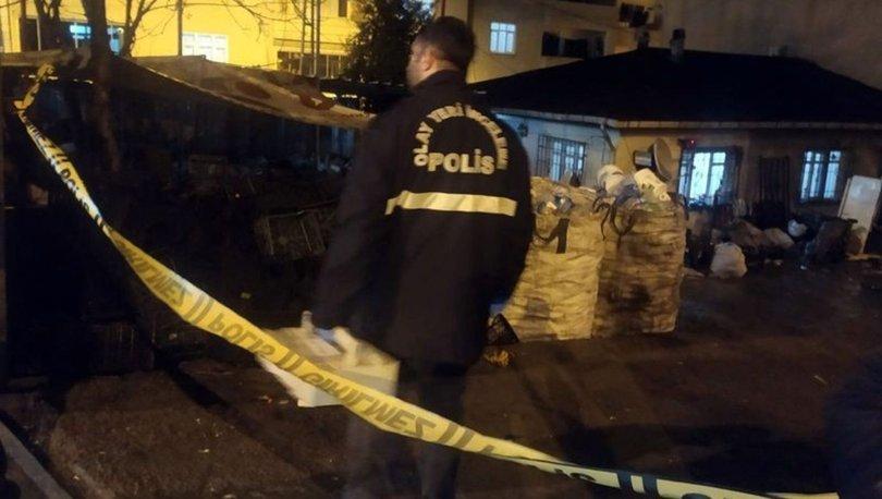 Afganlı hurdacıların kavgasında cinayet: 1 ölü, 2 yaralı
