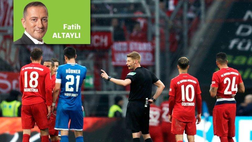 Fatih Altaylı: Futbolu güzelleştiren ve çirkinleştirenler