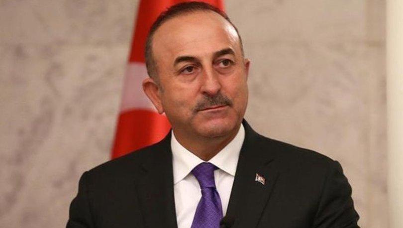 Bakan Çavuşoğlu: Hain elleri kıracağız