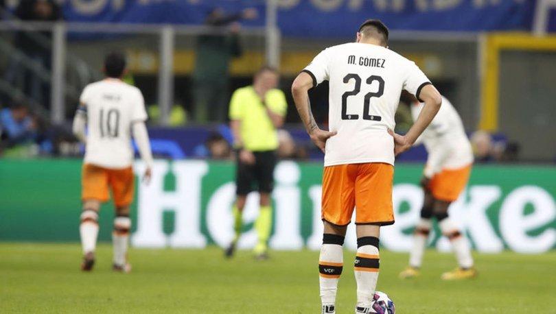 Maxi Gomez, yaklaşık 6 hafta sahalardan uzak kalacak