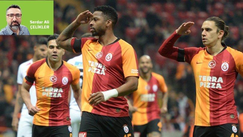 Galatasaray - Gençlerbirliği maçı