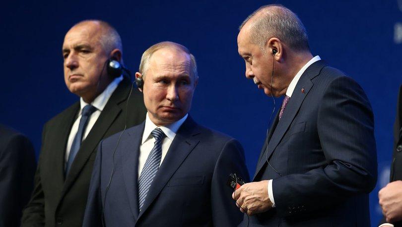 Cumhurbaşkanı Erdoğan Putin zirvesi tarihi belli oldu! - HABERLER
