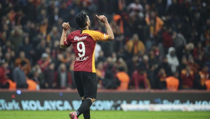 Falcao son 6 maçında 7 gol attı