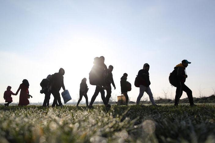 Son dakika haberi! Göçmenler Avrupa yolunda! Sınır bölgelerine akın ettiler  - Son Dakika Haberleri
