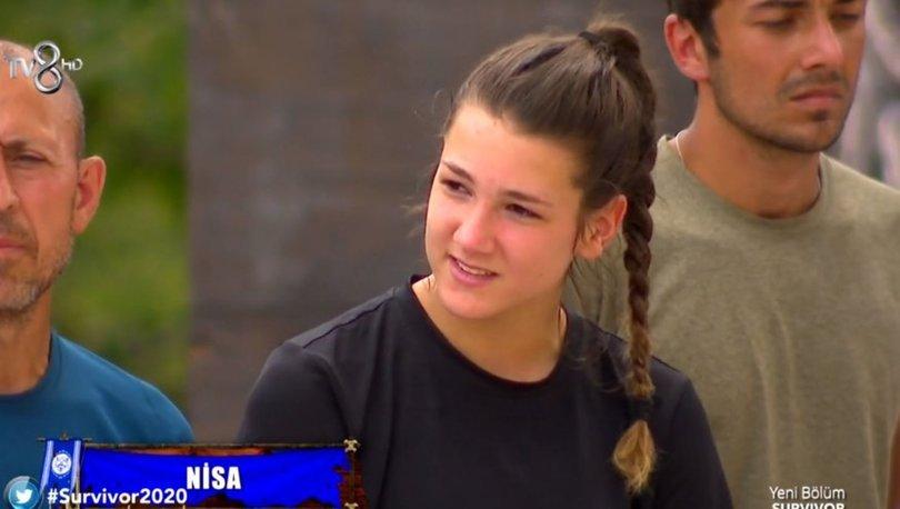 Survivor Nisa kimdir? Nisa Bölükbaşı nereli ve kaç yaşında? Survivor Nisa hayatı hakkında