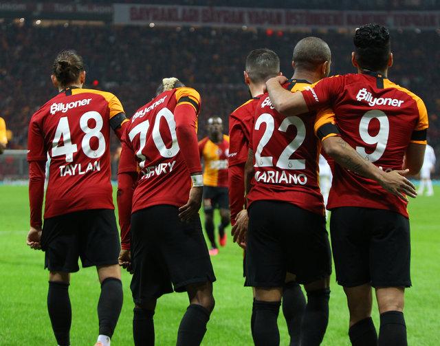 Galatasaray - Gençlerbirliği maçı yazar yorumları - Haberler