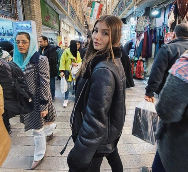 Ünlü oyuncu İlayda Akdoğan'a, coronavirüs şoku! - İran'da mahsur kaldı! - Magazin Haberleri