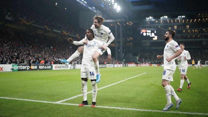 Kopenhag: 3 - Aalborg: 2 | MAÇ SONUCU