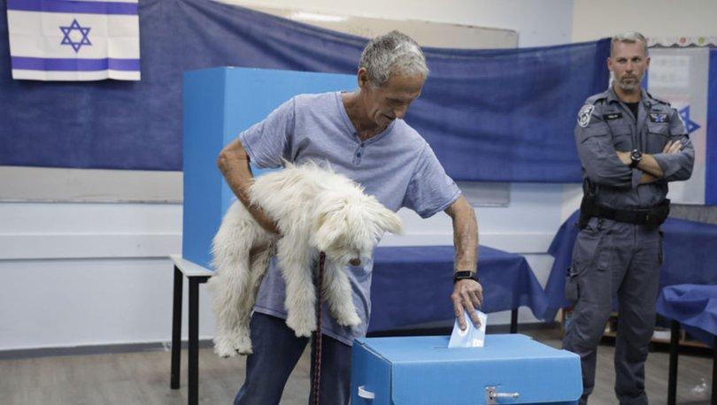 İsrailli seçmenler bir yıl içinde üçüncü kez sandık başında
