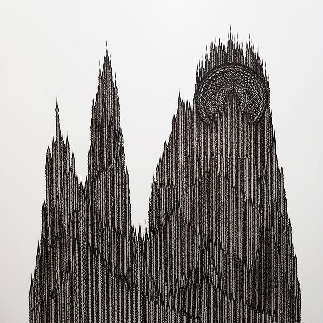 Erol Eskici 'Geomorpihc Cathedral'