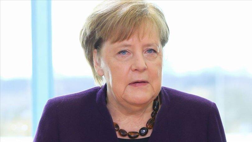 SON DAKİKA HABERİ! Merkel'den flaş İdlib açıklaması: Ateşkese ihtiyacımız var