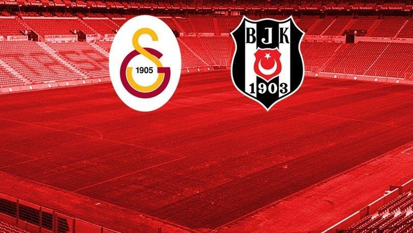Son dakika haberler: Galatasaray - Beşiktaş derbisinin tarihi belli oldu!