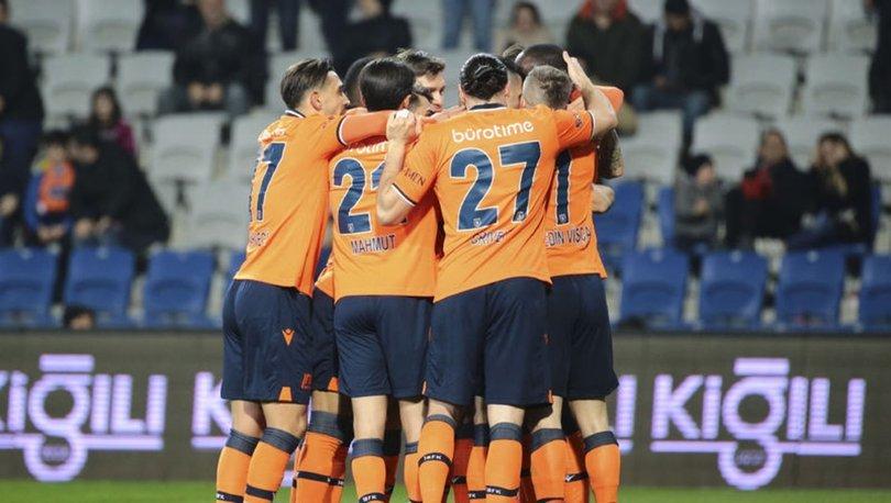 Başakşehir: 3 - Gaziantep FK: 1 | MAÇ SONUCU