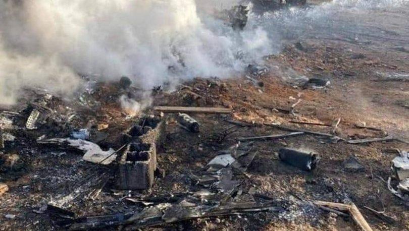 İdlib'de ılımlı muhalifler, İran destekli teröristlere ait insansız hava aracı düşürdü