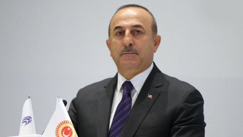 Dışişleri Bakanı Mevlüt Çavuşoğlu, Kuveyt, Katar ve Somali dışişleri bakanları ile görüştü
