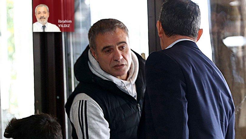 İbrahim Yıldız: Fenerbahçe'den bir yanlış daha! Ali Koç ve Ersun Yanal...